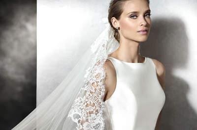 Véus de noiva 2016: para TODOS os estilos!