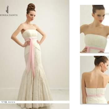 Robe de mariée Veronika Jeanvie - modèle Avrora