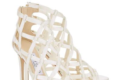 Zapatos para novia Jimmy Choo 2018: ¡Todo el lujo que tu boda necesita!