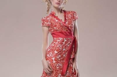 Robes de cocktail sur mesure et raffinées : Aurélie Cherell