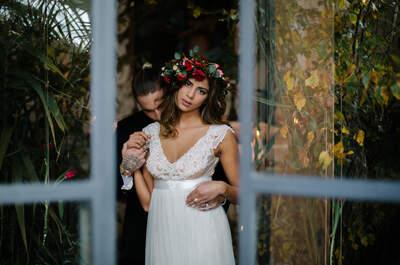 Las 10 marcas más deseadas por las novias de la Generación Y para encontrar el vestido perfecto