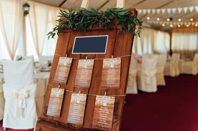ZTS- Recykling weselny: korki po winie w roli dekoracji