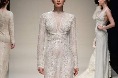 20 of the Most Creative Wedding Dresses from London´s White Gallery 2014