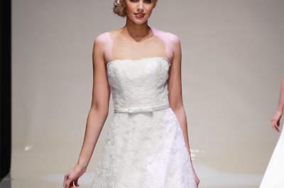 30 robes de mariée en dentelle à la White Gallery 2014