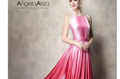Vestidos de invitadas Valerio Luna 2017: una colección llena de color para tu próxima boda