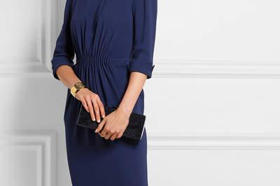 Feestjurk inspiratie! Blauwe jurken voor 2017