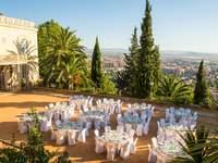 Los 8 mejores cármenes y palacios de Granada