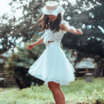 Photo : Guillaume Gilles - Elsa Gary, robe de mariée Avenir