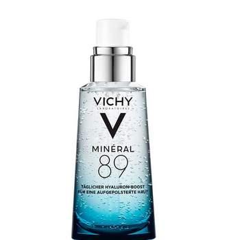 Sérum facial hidratante e iluminador con ácido hialurónico de Vichy
