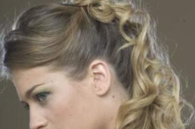 Ideas en peinados para novias