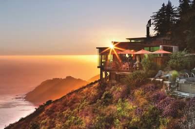 Printemps Voyages Californie POST RANCH INN