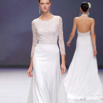 Aire Barcelona. Credits_ Barcelona Bridal Fashion Week