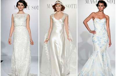 Maggie Sottero Spring 2014 Bridal Collection. Foto: www.maggiesottero.com