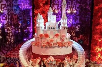 Wedding Cakes 2017: Yummy in Your Tummy