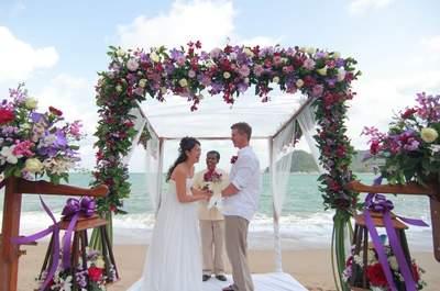 Heirat unter Palmen: Die schönsten Plätze für Hochzeit und Flitterwochen in Thailand