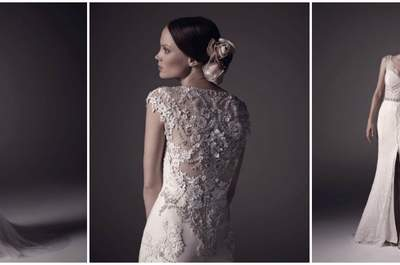 Amare Couture 2016: The customised wedding dress line from Casablanca bridal!