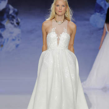 Foto: Inmaculada Garcia. Credits_ Barcelona Bridal Fashion Week
