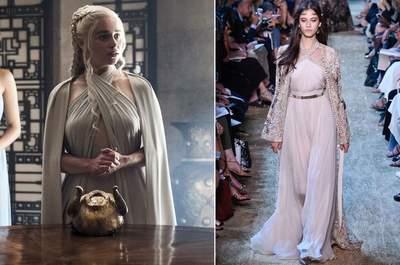 Elie Saab lança coleção inspirada em Game of Thrones: você vai querer todos!