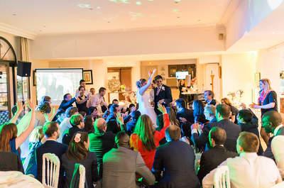 Les meilleures chansons pour l'arrivée des mariés dans la salle de réception !