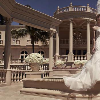 Credits: Casablanca Bridal