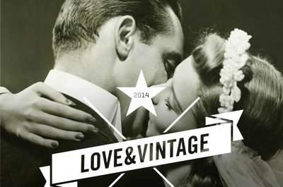 Segunda edición de Love & Vintage. Feria de Bodas Vintage