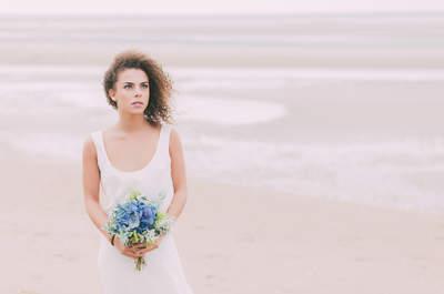 Un mariage au féminin avec l'océan comme témoin