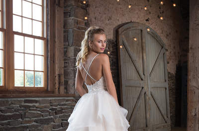 The Sweetheart Fall/Winter 2017 has all of what is trending in bridal