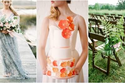 Cuatro colores que triunfarán esta primavera, ¡decora cada rincón!