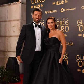 Dânia Neto e o marido | Foto Divulgação