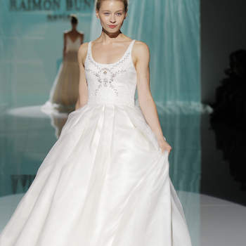 Raimon Bundó. Credits- Barcelona Bridal Fashion Week