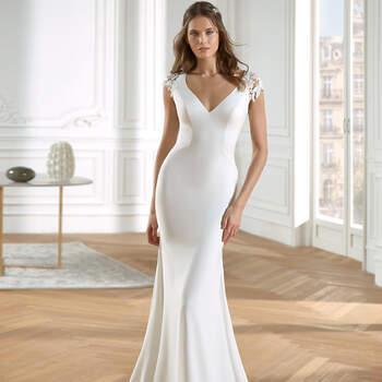 Créditos: ST Patrick | Modelo do vestido: Vivarais