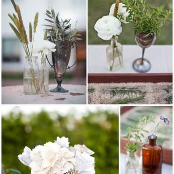 Collage de fotos StyleMePretty