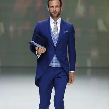 Ramón Sanjujo. Credits: Barcelona Bridal Fashion Week