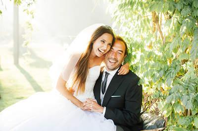 Inês&Francisco: um incrível casamento organizado em apenas 5 meses!