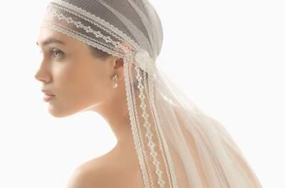 Véus de noiva 2017: seu look ainda mais especial!