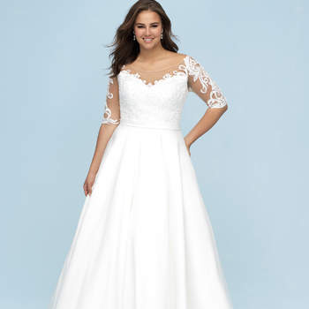 Créditos: Allure Bridals