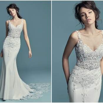 """<a href=""""https://www.maggiesottero.com/maggie-sottero/alaina/11453"""" target=""""_blank"""">Maggie Sottero</a>"""