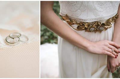 Cómo elegir la alianza de boda: 4 consejos para una correcta elección