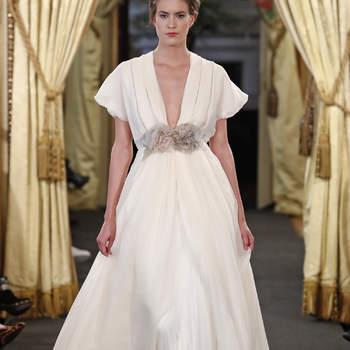 Cinturones para novias: adorna tu vestido y ciñe tu figura al máximo