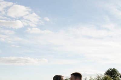 Eileen et Anthony : Un magnifique mariage franco-tahitien en Auvergne