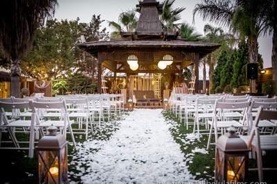 Los 11 mejores lugares para bodas de Málaga