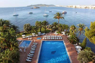 Machen Sie Ihre Träume wahr und feiern Sie eine Hochzeit im Ibiza THB Los Molinos Hotel ****