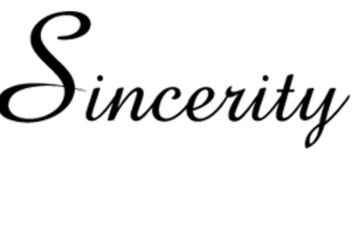 Colección 2014 de Sincerity