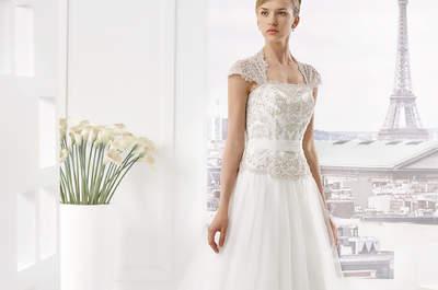 Robes de mariée Pronuptia 2016 : l'élégance à l'état pur