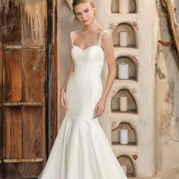 Entdecken Sie die schönsten Brautkleider mit Herzausschnitt: Einzigartig und so stilvoll