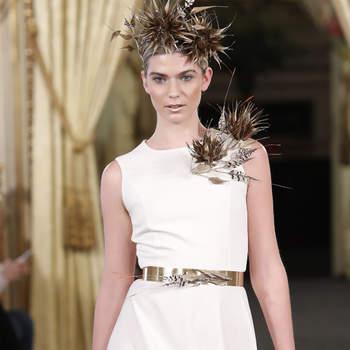 Cinturones de novia: adorna tu vestido con un accesorio de lujo