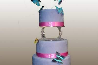 Gâteaux de mariage uniques : l'inspiration est au RDV !