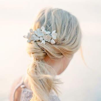 Лучшие свадебные прически с хвостом: стильно и элегантно!