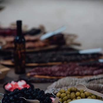 Оливки и маринады. Фото: Kiwo