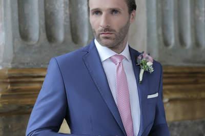 Trendy w modzie ślubnej 2016 według Giacomo Conti